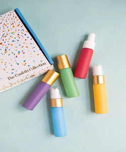 Whimsy and Wellness Essential Oil Rollers Confetti Collection The Oily Blends