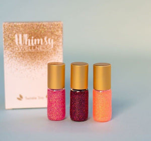 Twinkle Trio (Sunshine) - The Oily Blends