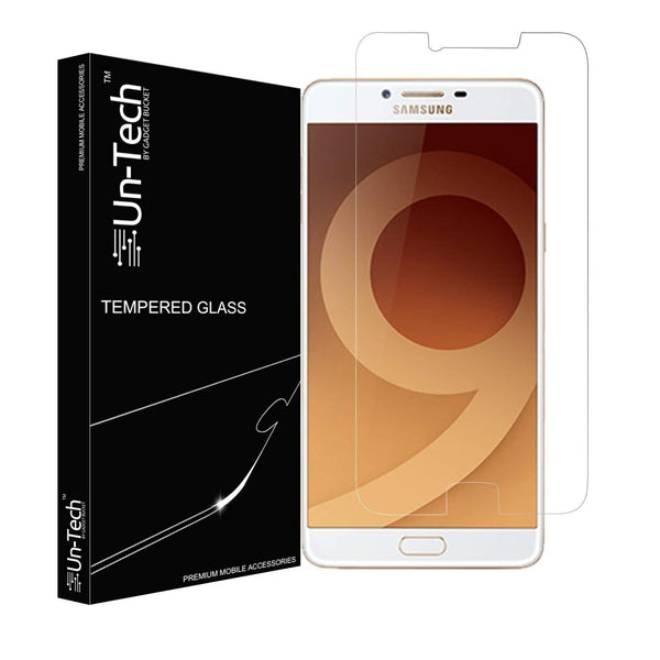 Tempered Glass Screen Protector with Installation Kit