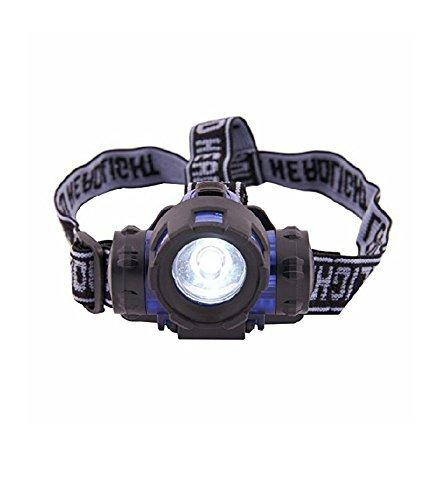 Zoom Headlamp LED Flash Light for Camping Cycling Caving Hiking Hunting 012