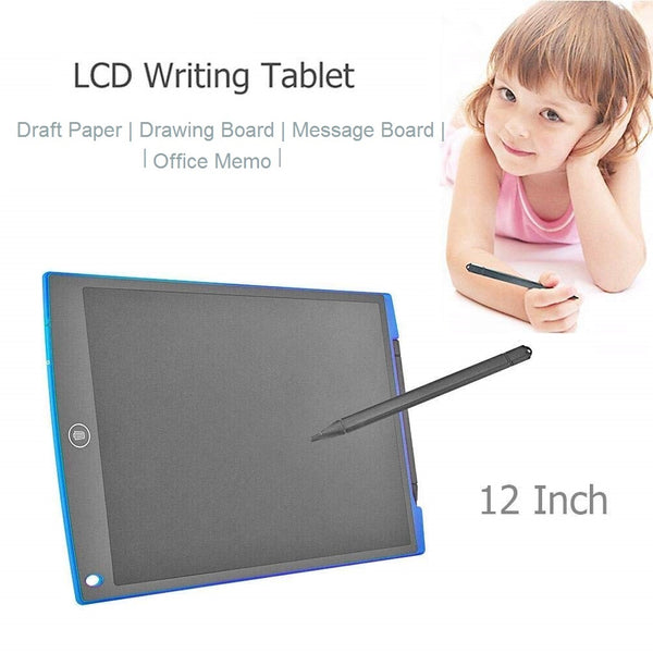 Portable 12 Inch RuffPad E Writer LCD Writing Paperless Digital Drawing Tablet Handwriting Notepad