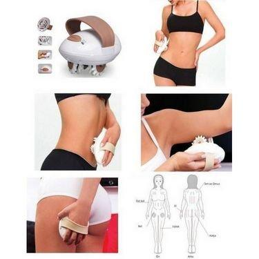 Mini 3D Slimmer Full Body Handheld Massager Helps to Relax Weight loss