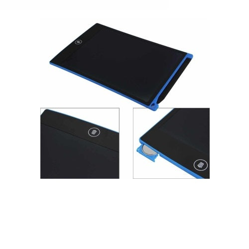 Portable Ruff Pad E Writer 8.5 inch LCD Paperless Memo Digital Tablet Notepad Blue