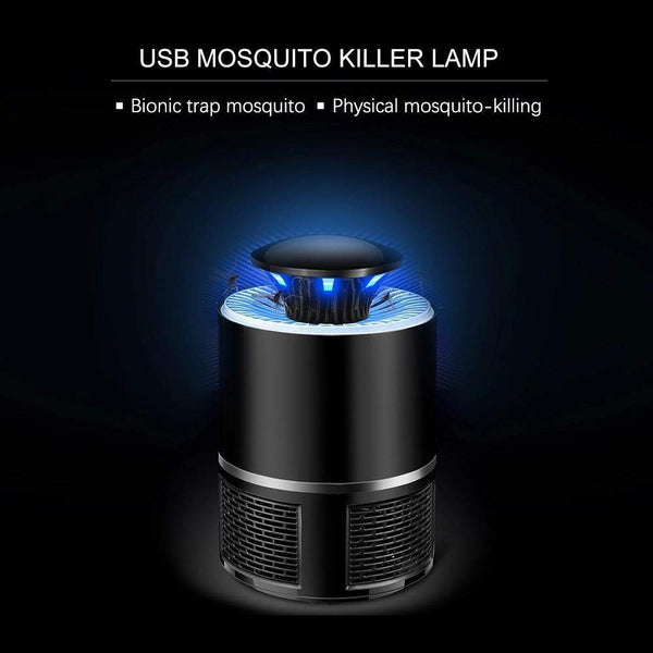 Electronic Mosquito and Insects Killer Lamps Machine for Home Eco Friendly (Multicolour)