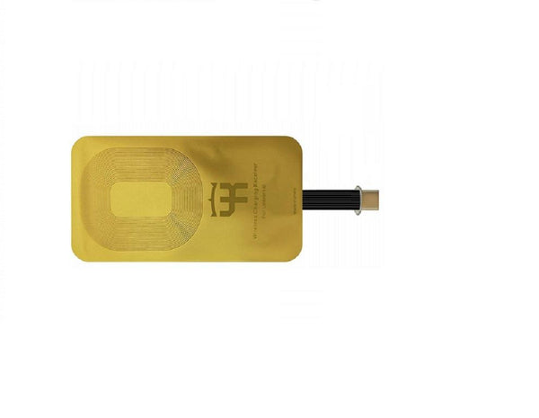 Wireless Charging Receiver for All Micro USB Type Android Mobile