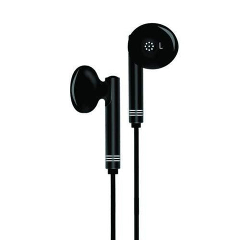 Stereo Headset Earphone Headphone With Mic & 3.5Mm Jack