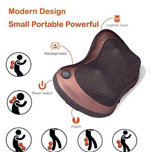 Electronic Pillow Neck Massage & Back Shoulder For Body Pain Relief