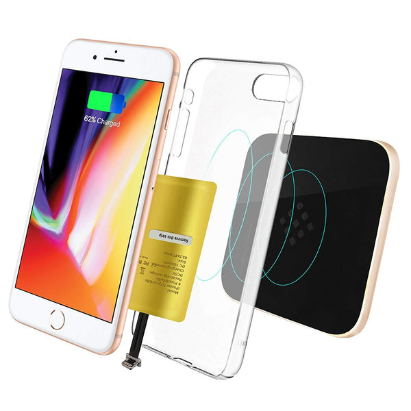 Wireless Charging Receiver for Lightning Connector iPhone