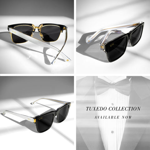 9five Tuxedo Colorway Sunglass Collection