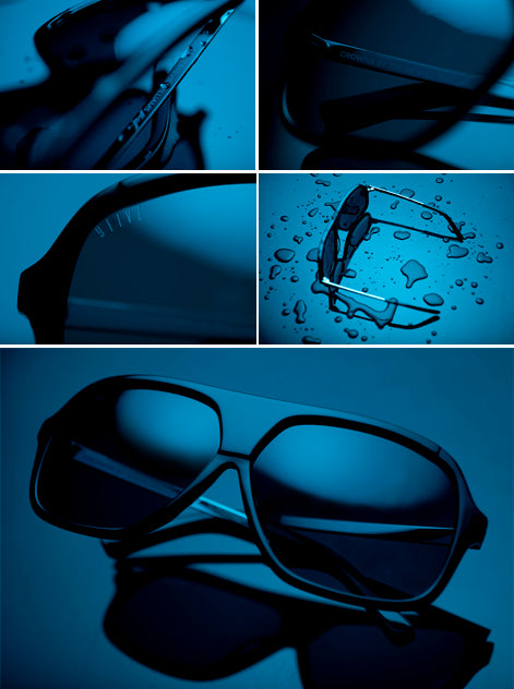 9five Eyewear Summer 2012 Lookbook Crowns