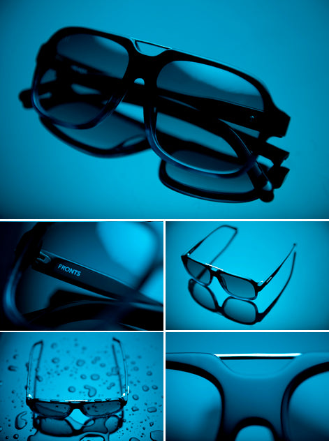 9five Eyewear Summer 2012 Lookbook Fronts