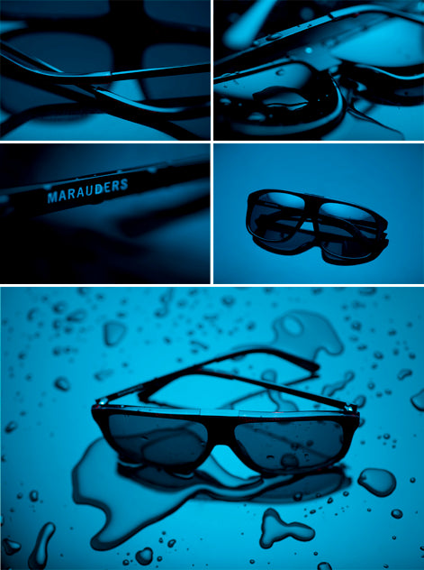 9five Eyewear Summer 2012 Lookbook Marauders