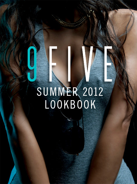 9five Eyewear Summer 2012 Lookbook Featuring Rosa Acosta