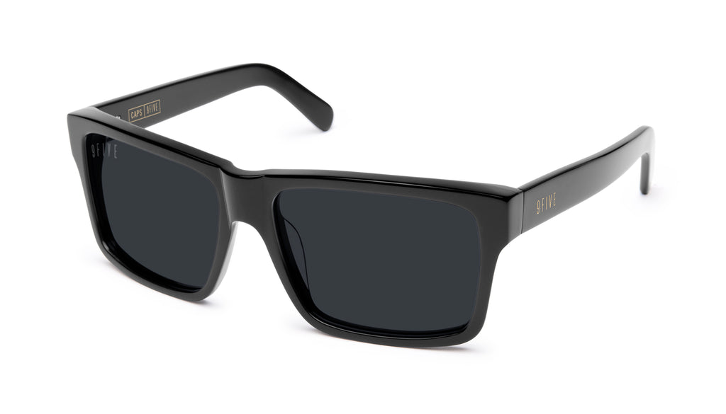 9FIVE Caps Black Sunglasses Rx