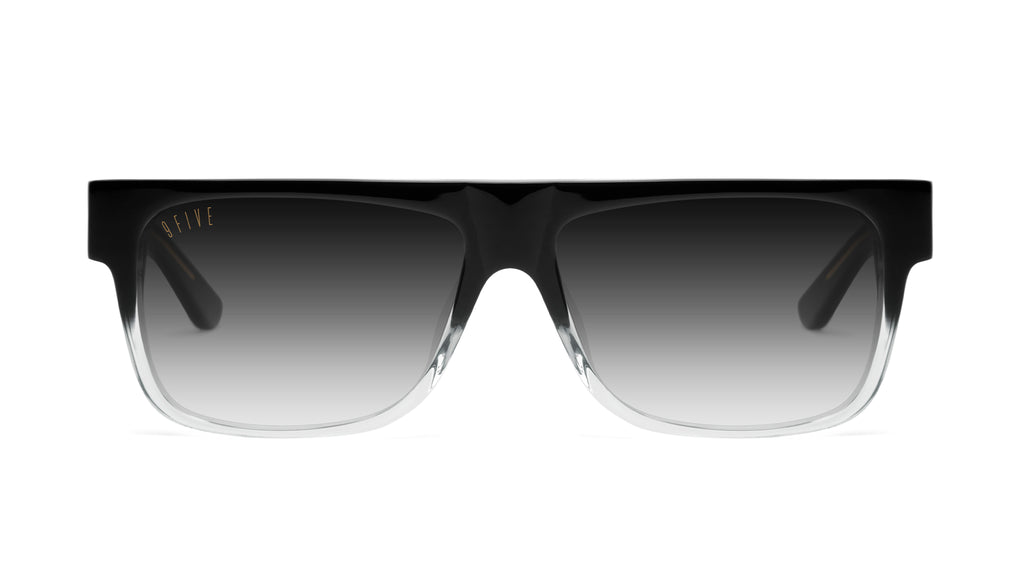 9FIVE 21 Locs Black Fade - Gradient Sunglasses