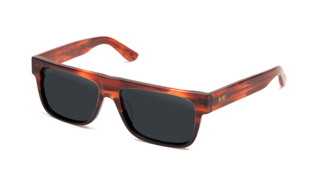 9FIVE 21 Locs Havana Sunglasses