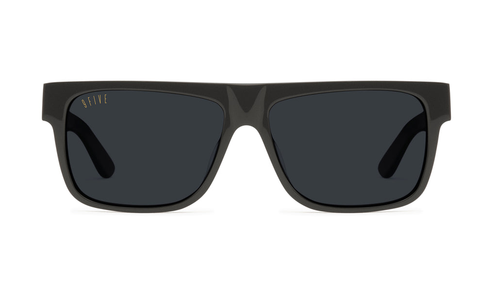 9FIVE 21 Locs Matte Blackout Sunglasses