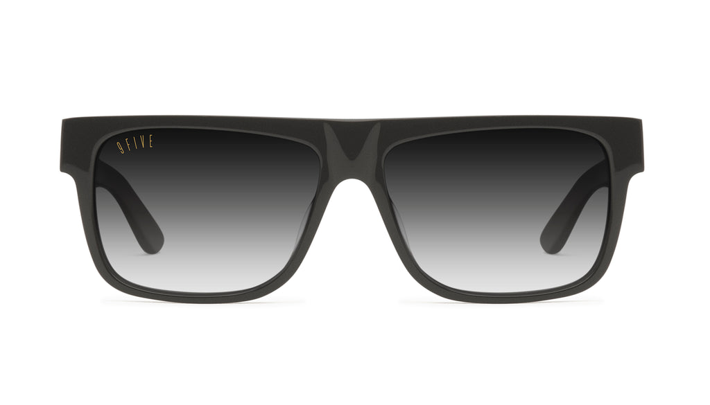 9FIVE 21 Matte Blackout - Gradient Sunglasses
