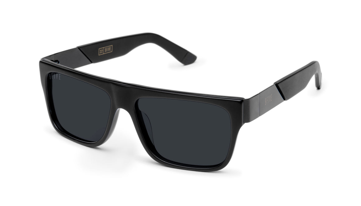 9FIVE 22 Matte Blackout Sunglasses