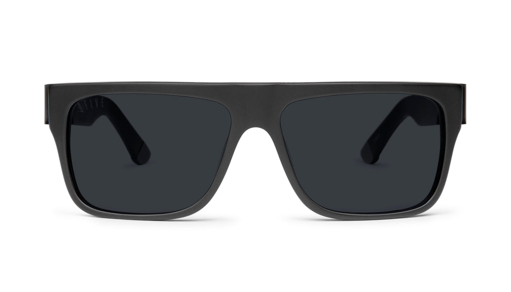 9FIVE 22 Matte Blackout Sunglasses Rx
