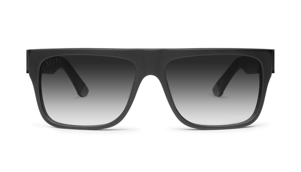 9FIVE 22 Matte Blackout - Gradient Sunglasses