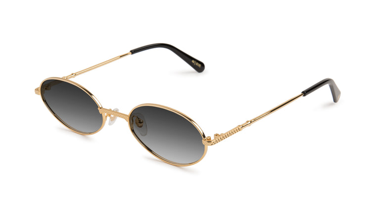 9FIVE 40 24k Gold - Gradient Sunglasses