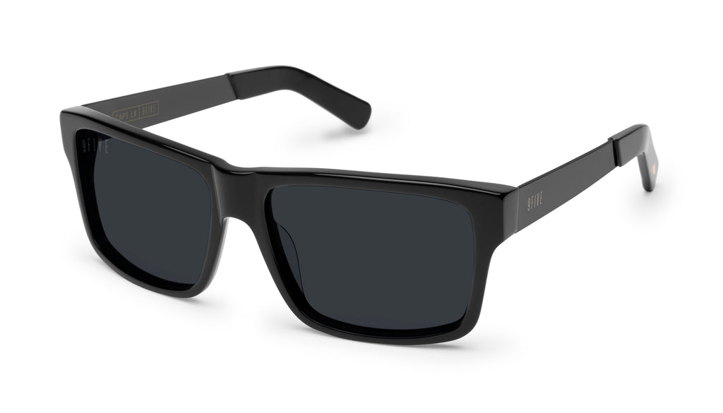 9FIVE Caps LX Black Sunglasses Rx