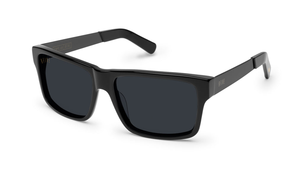 9FIVE Caps LX Matte Blackout Sunglasses Rx