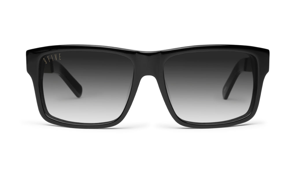 9FIVE Caps LX Gun Metal - Gradient Sunglasses