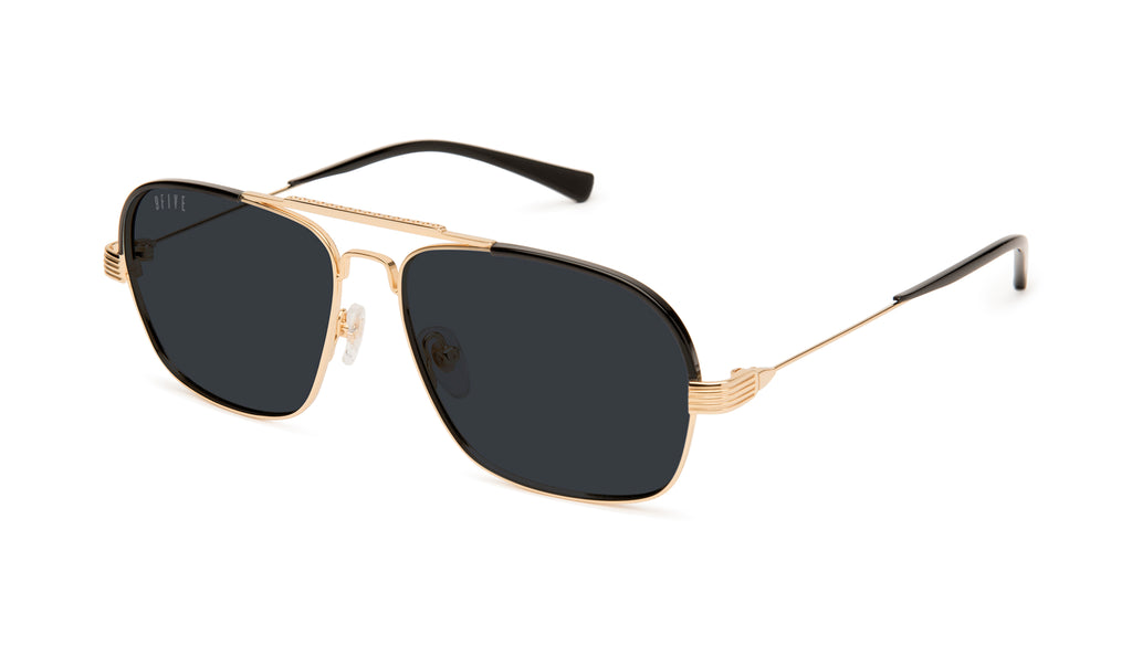 9FIVE Avian 24K Gold Sunglasses Rx