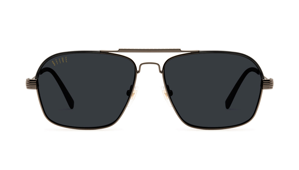9FIVE Avian Gun Metal Sunglasses