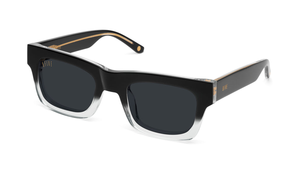9FIVE Ayden Black Fade Sunglasses