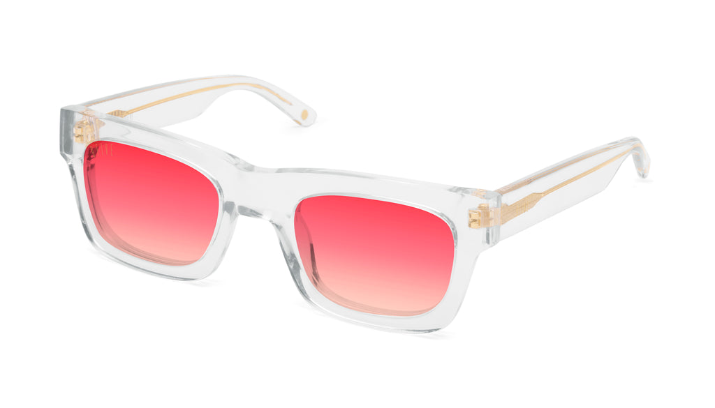 9FIVE Ayden Crystal - Sunset Sunglasses