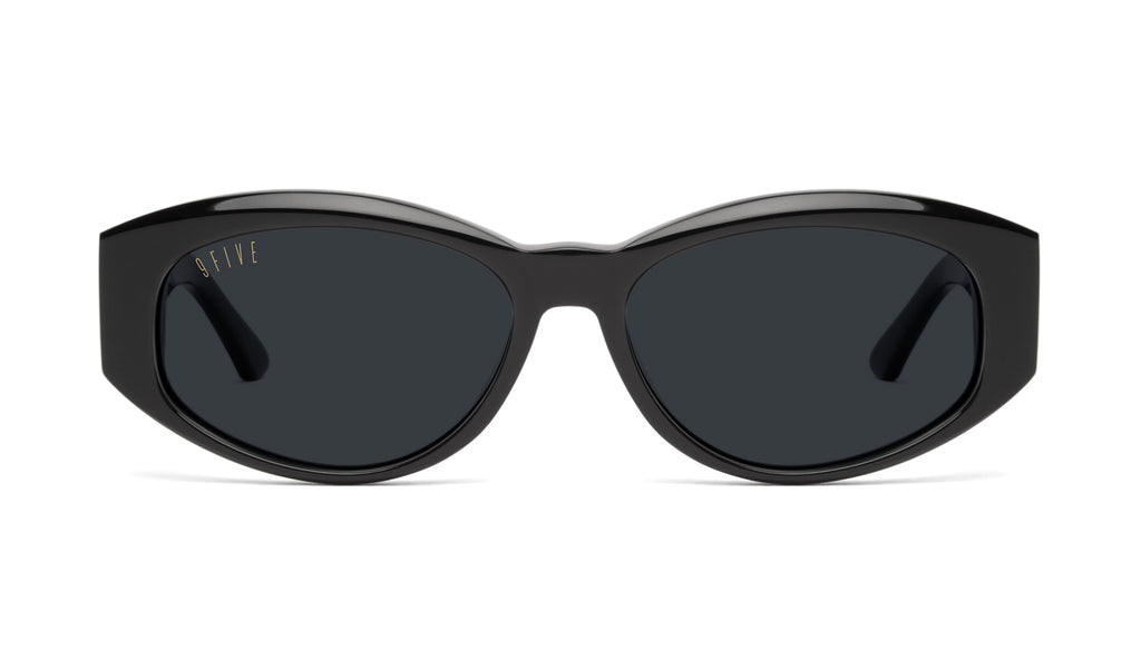 9FIVE Capital Black Sunglasses Rx