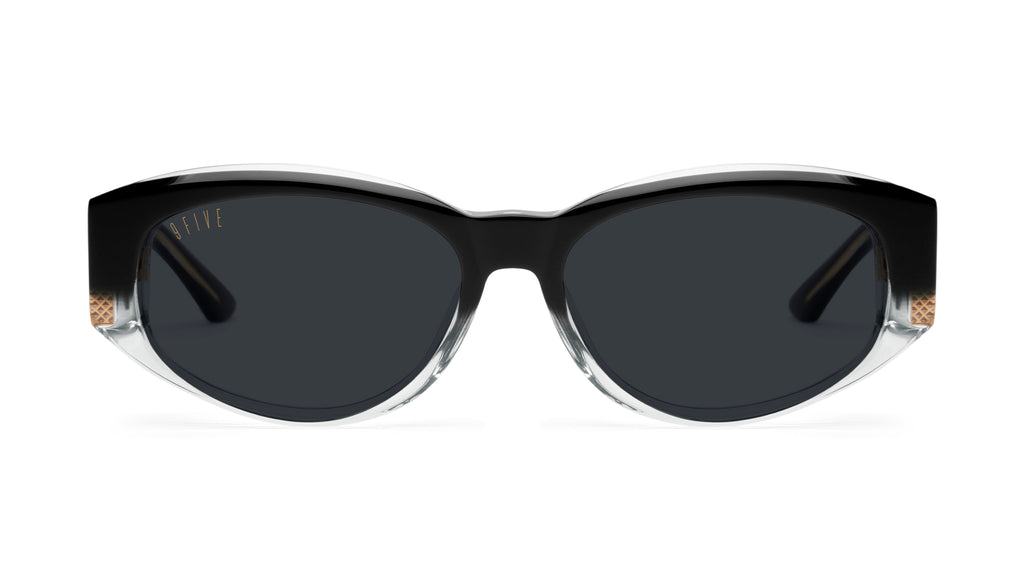 9FIVE Capital Black Fade Sunglasses