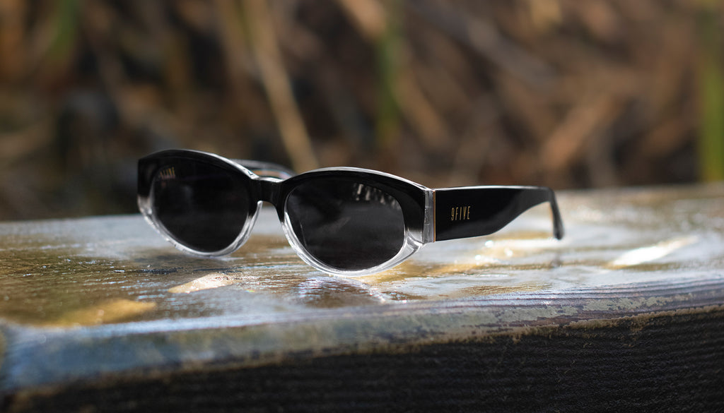 9FIVE Capital Black Fade Sunglasses Rx
