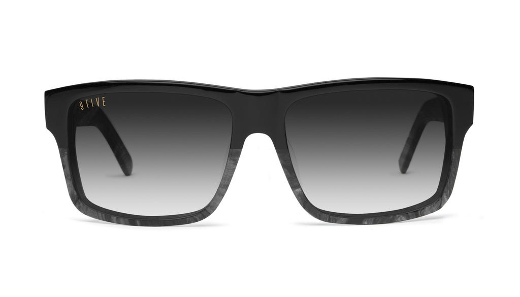 9FIVE Caps Black Marble - Gradient Sunglasses