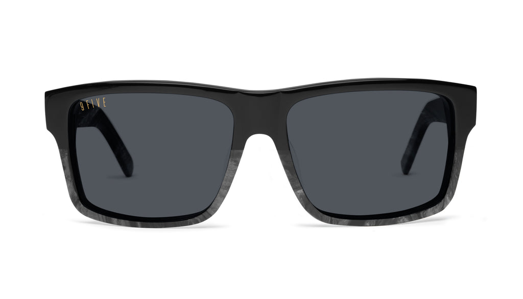 9FIVE Caps Black Marble Sunglasses