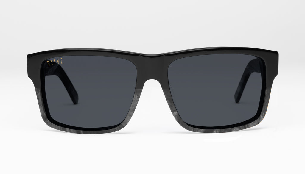 9FIVE Caps Black Marble Sunglasses Rx