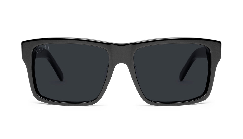 9FIVE Caps Matte Blackout Sunglasses