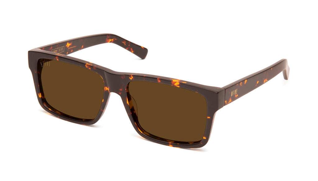9FIVE Caps Tortoise Sunglasses