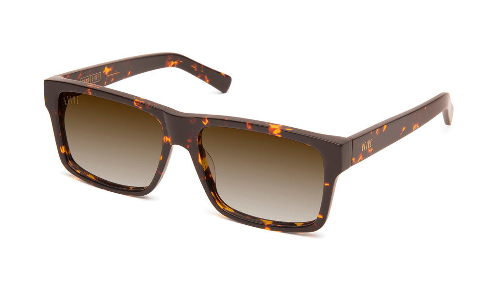 9FIVE Caps Tortoise - Gradient Sunglasses