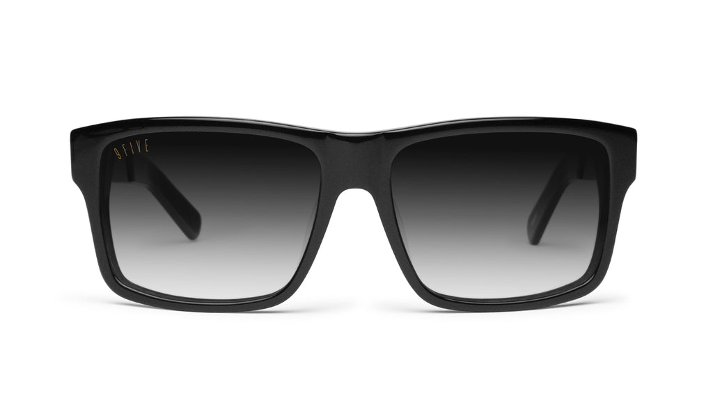 9FIVE Caps LX Matte Blackout - Gradient Sunglasses
