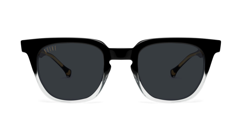 9FIVE Dean Black Fade Sunglasses