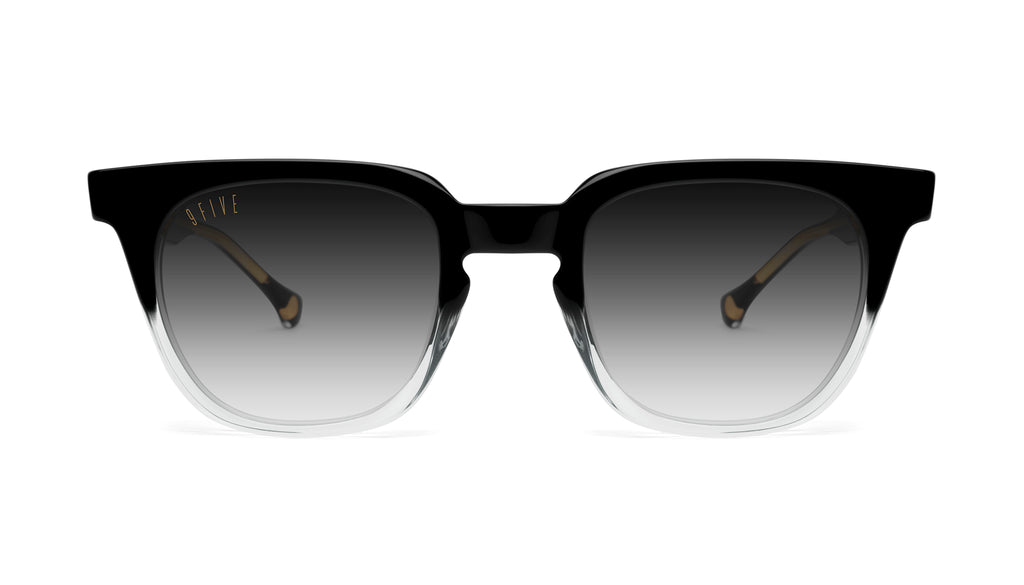 9FIVE Dean Black Fade - Gradient Sunglasses