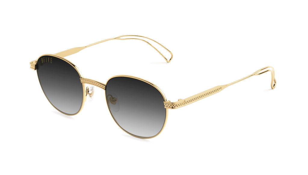 9FIVE Dime 24k Gold - Gradient Sunglasses