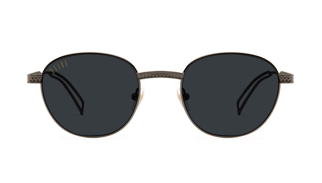 9FIVE Dime Gun Metal Sunglasses
