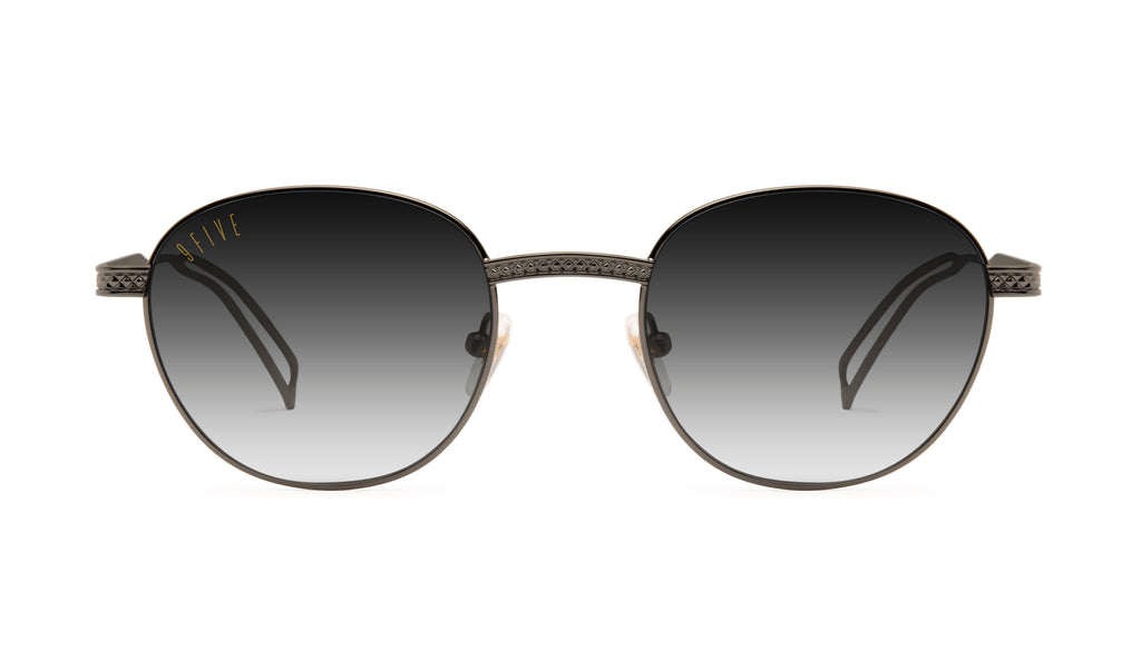 9FIVE Dime Gun Metal - Gradient Sunglasses