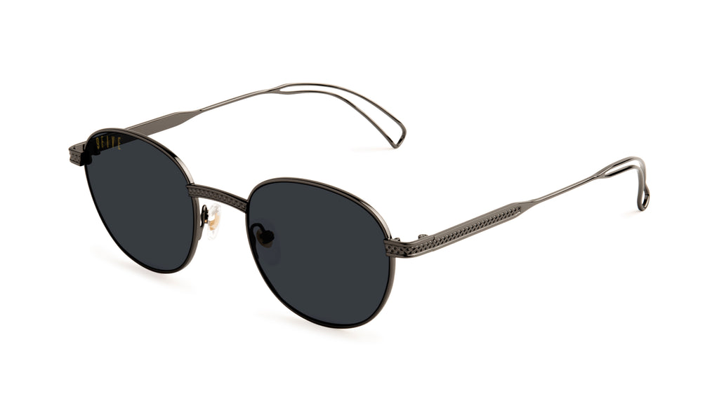 9FIVE Dime Gun Metal Sunglasses Rx