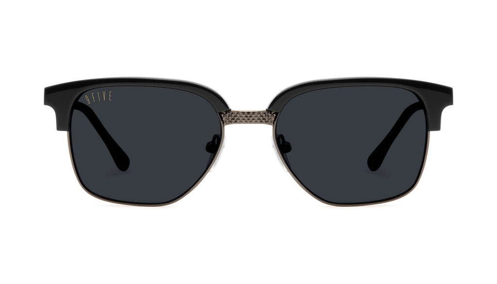 9FIVE Estate Gun Metal Sunglasses